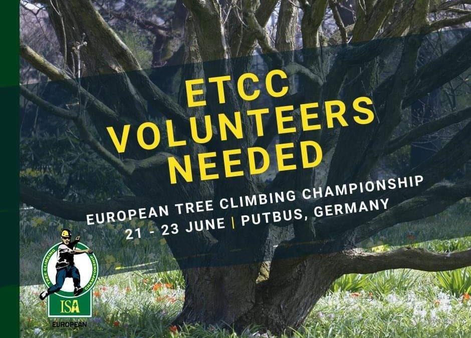 Volunteers Needed – ETCC 2019