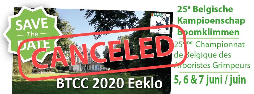geanuleerd – BTCC 2020 – Eeklo